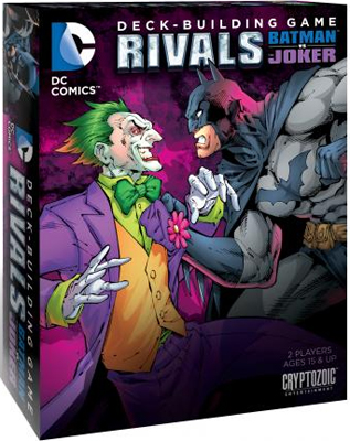 DC Comics Deck Building Game: Rivals: Batman Vs Joker