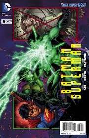 Batman Superman no. 5 (New 52) - Used