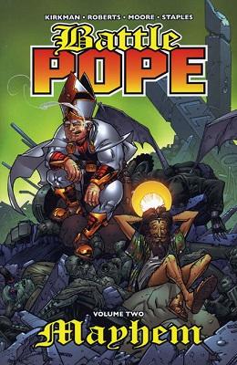 Battle Pope: Volume 2: Mayhem TP