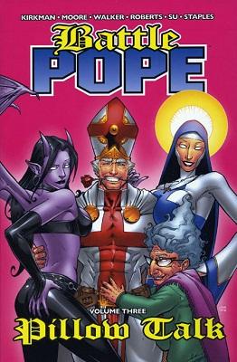 Battle Pope: Volume 3: Pillow Talk TP
