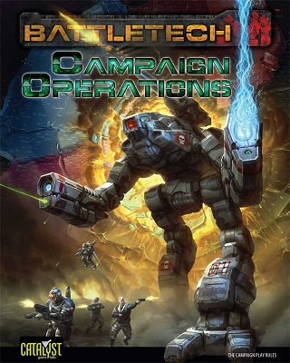 Battletech: Campaign Operations HC