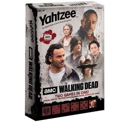 Battle Yahtzee: The Walking Dead