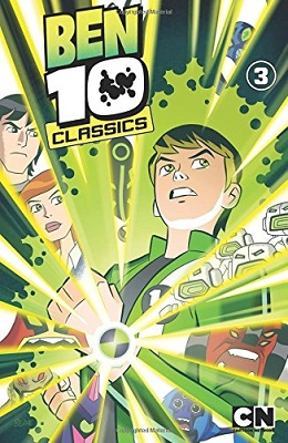Ben 10 Classics: Volume 3: Blast From The Past TP