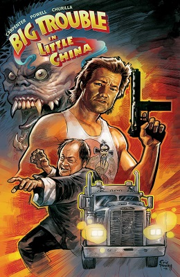 Big Trouble In Little China: Volume 1 TP