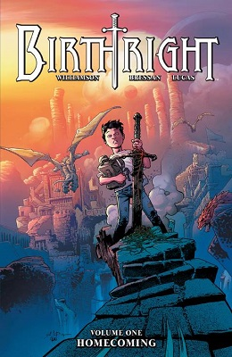 Birthright: Volume 1: Homecoming TP (MR)