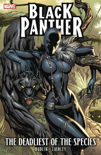 Black Panther: The Deadliest of the Species TP - Used