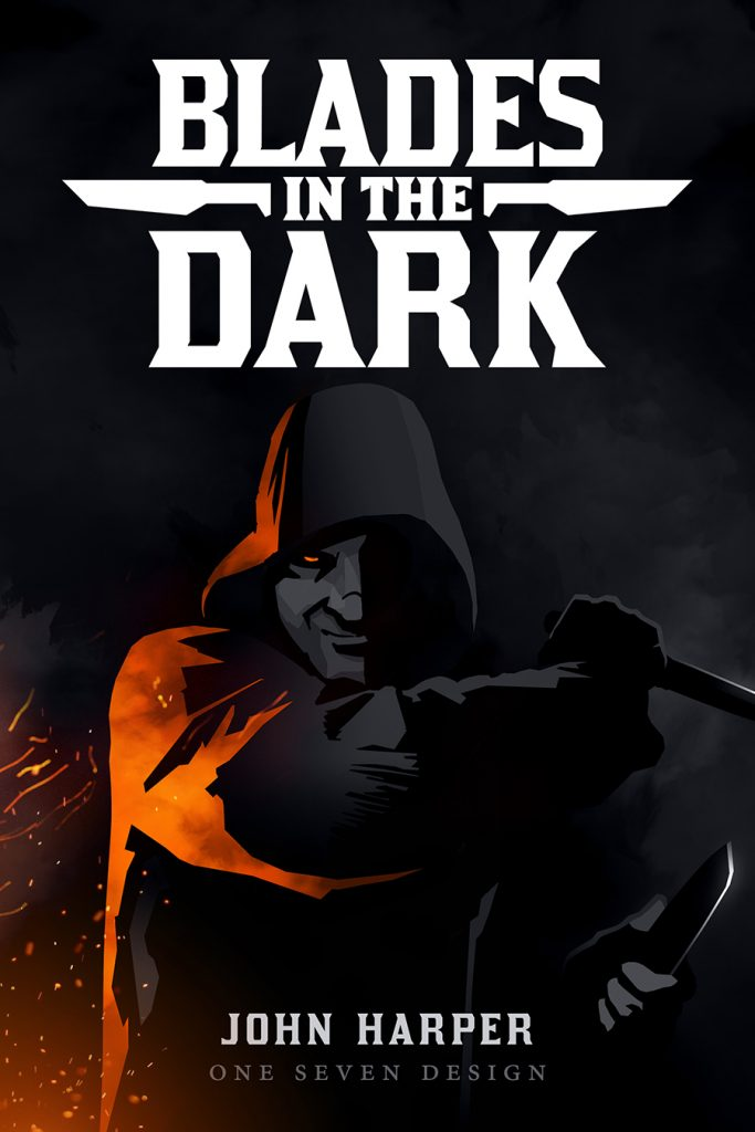 Blades in the Dark  - Used