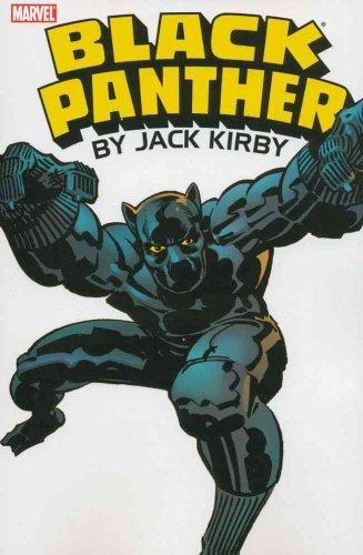 Black Panther: Jack Kirby vol 1 TP - Used