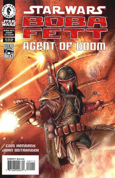 Star Wars: Boba Fett: Agent of Doom (One Shot) - Used