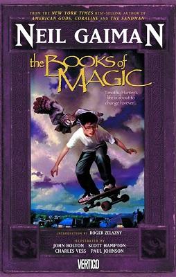 Books of Magic TP (MR)