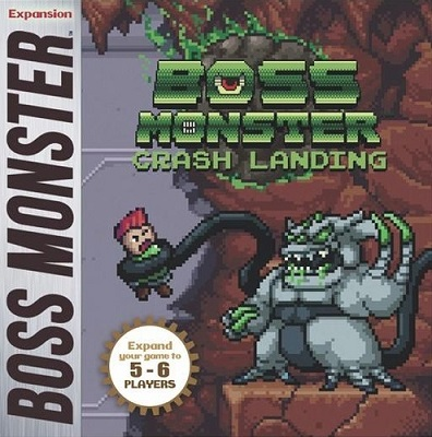 Boss Monster: Crash Landing Expansion