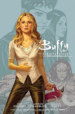 Buffy the Vampire Slayer: Season 9: Volume 1: Library Edition HC