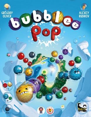 Bubblee Pop Board Game