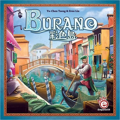 Burano Board Game