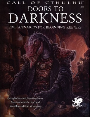 Call of Cthulhu: 7th Edition Doors to Darkness