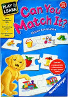 Can You Match It?