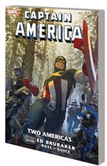 Captain America: Two Americas TP - Used