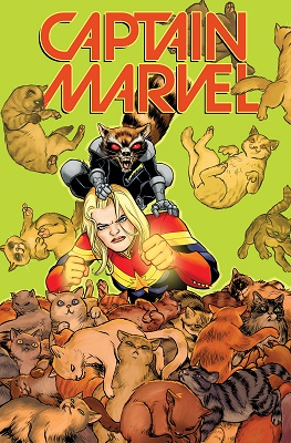 Captain Marvel: Volume 2: Stay Fly TP