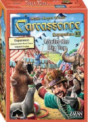 Carcassonne: Expansion 10: Under the Big Top