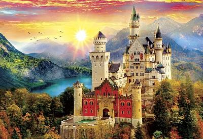 Castle Dream Puzzle (2000 Pieces)