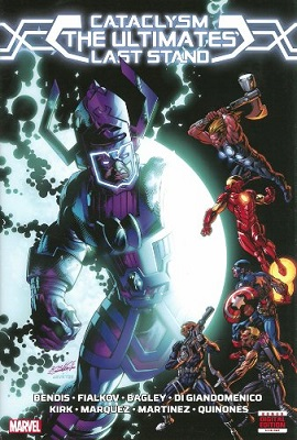 Cataclysm: The Ultimates Last Stand TP