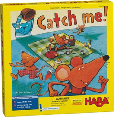 Catch Me Board Game