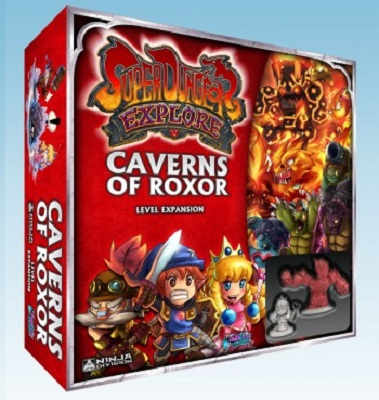 Super Dungeon Explore: Caverns of Roxor 2nd Edition