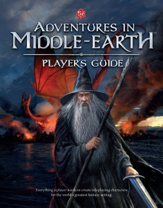 Dungeons and Dragons 5th ed: Adventures in Middle-Earth Player's Guide