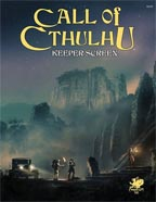 Call of Cthulhu: 7th Edition Keeper Screen Pack