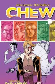 Chew: Volume 7: Bad Apples TP