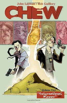 Chew: Volume 2: International Flavor TP