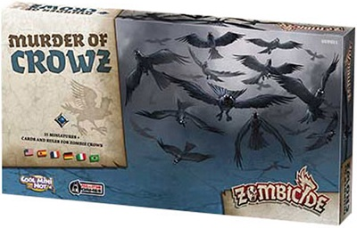 Zombicide: Black Plague: Murder of Crowz
