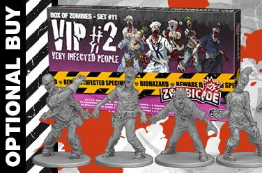 Zombicide: VIP (Very Infected People) no. 2