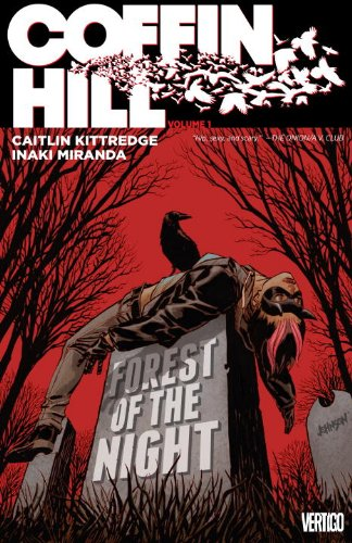 Coffin Hill: Volume 1: Forest of the Night TP - Used
