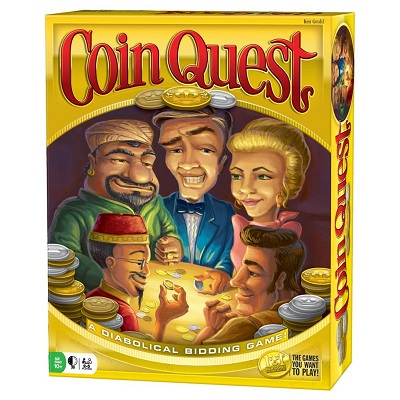 Coin Quest Card Game