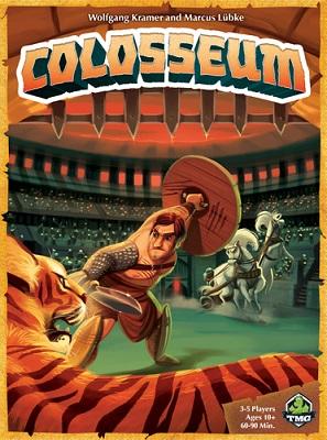Colosseum: Emperors Edition Board Game