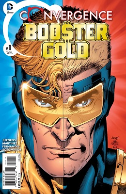 Convergence: Booster Gold no. 1 - Used