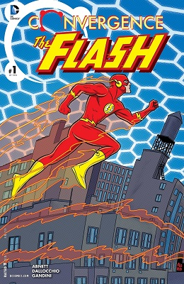 Convergence: The Flash no. 1 - Used