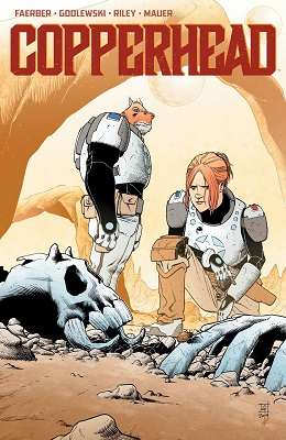 Copperhead: Volume 1: A New Sheriff In Town TP