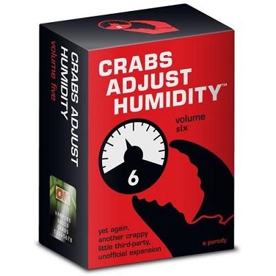 Crabs Adjust Humidity: Volume Six