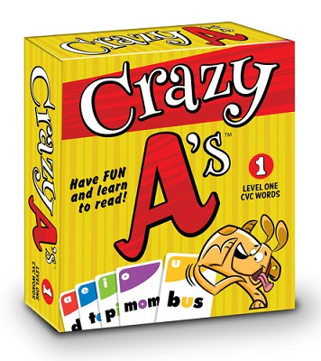 Crazy A's Card Game