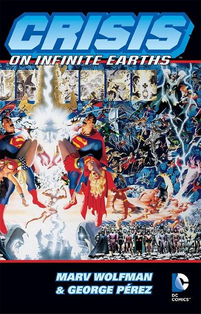 Crisis on Infinite Earths TP - Used