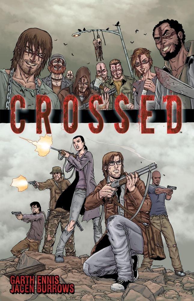 Crossed: Volume 1 (MR) TP - Used