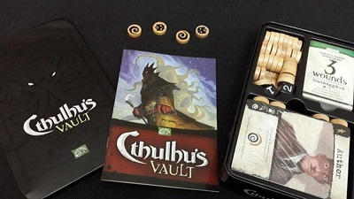 Cthulhus Vault Card Game (Retail Edition)