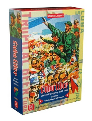 Cuba Libre War Game (2nd Edition)