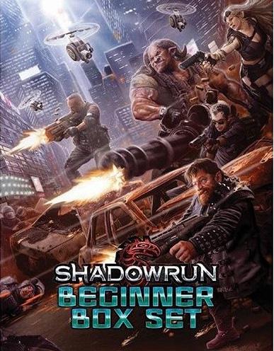 Shadowrun 5th Ed: Beginner Box Set