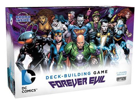 DC Comics: Deck Building Game: Forever Evil