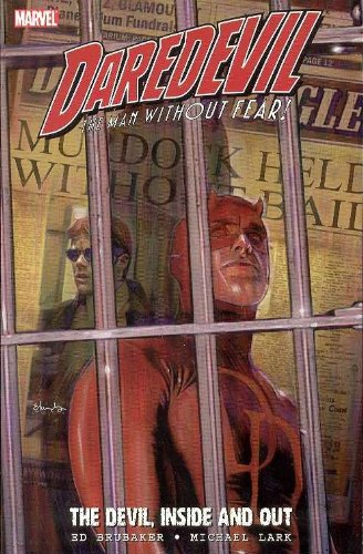 Daredevil: Volume 1: The Devil, Inside and Out TP - Used