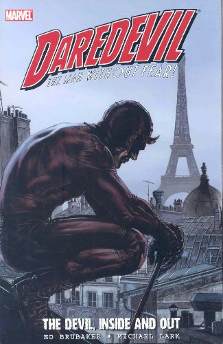 Daredevil: Volume 2: The Devil, Inside and Out TP - Used