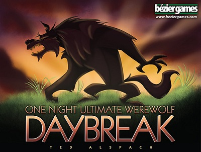 Ultimate Werewolf: One Night: Daybreak Card Game